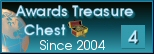Award Treasure Chest